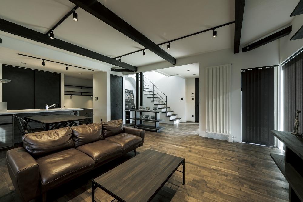 UA値0.25以下。真冬を温もりで満たす家